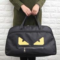 Luxury Brand Woman Large Handbags Oxford Monster Handbag Famous Designers Tote Bag Big Monster Boston Bags