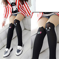 2016 Hot Selling Girls Kids Pantyhose Footed Tights Stockings Casual Fashion Cartoon Hosiery