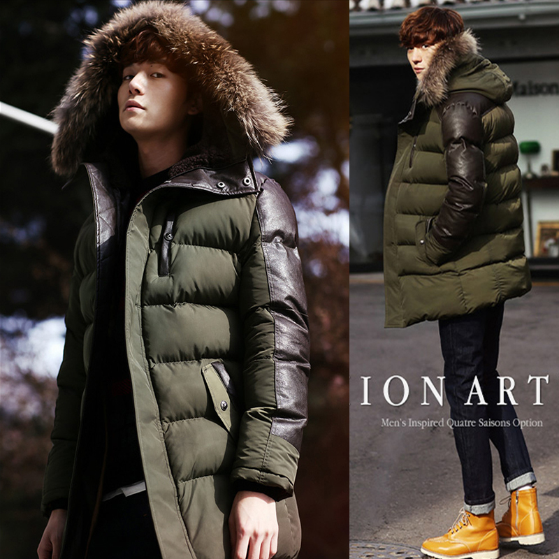 Aliexpress.com : Buy New Thick Warm Long Winter Jackets Men Best ...