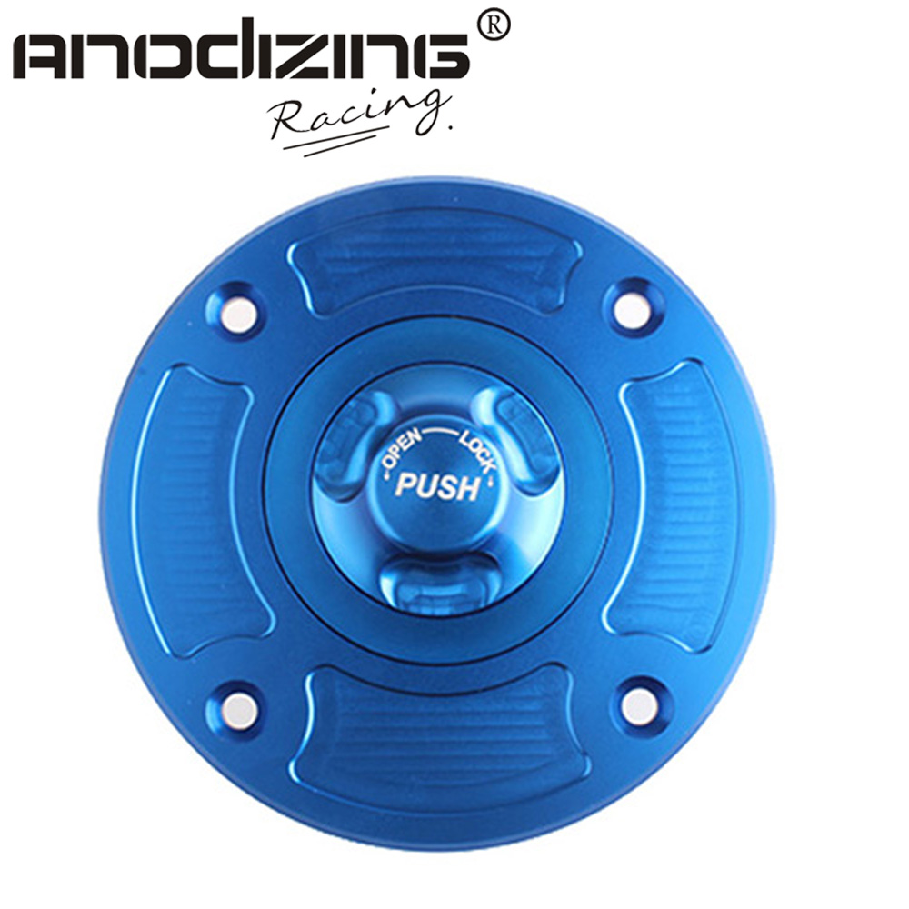 Motorcycle CNC Aluminum Fuel Gas CAPS Tank Cap tanks Cover With Rapid Locking For HONDA CBR 250RR 400RR RVF 00 VFR 400 brand new motorcycle cnc rc fuel tank gas cap fit for 1996 2014 harley sportster dyna touring softtail