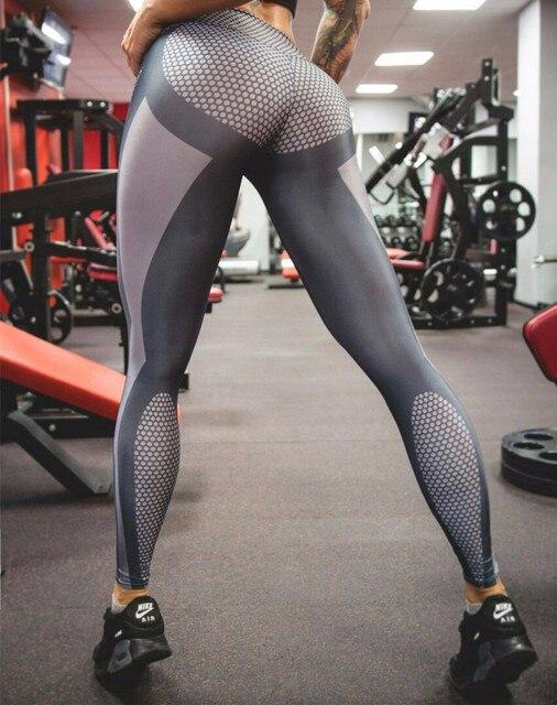 Polka Leggins Sexy Dot Bazaleas Mujer Moda Impresión Leggings CX75Xwvq