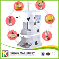 8kg/min Commercial Ice Shaver Snow Cone Maker,Ice Crusher Machine,electric ice shaving machine