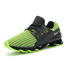 Sneakers Men Sports Shoes Men Non-slip Wear Deodorant Outdoor Sports Shoes Men Air 350 Comfortable Breathable Running Shoes new couples sports shoes breathable mesh outdoor running shoes for men women air cushion running sneakers non slip running shoes
