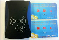 Free Shipping 10pcs EM Cards Single Door RFID Access Controller Without Keypad Standalone Home Security System