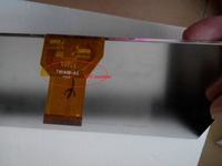 Replacement 10 1 Inch 1024x600 40PIN LCD Screen For N9106 Tablet PC LCD Number T10140B A3