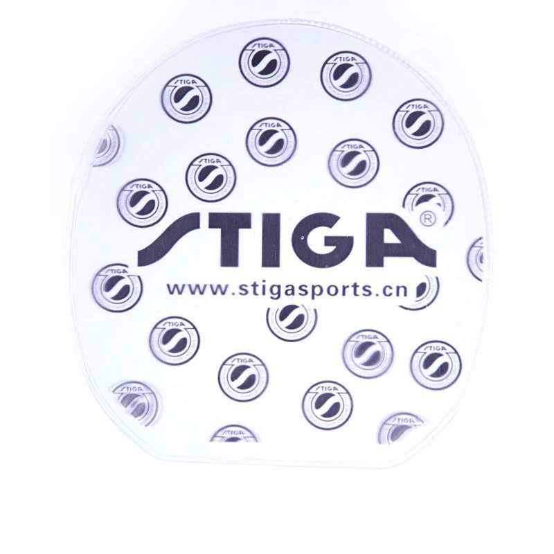 10 Uds stiga tenis de mesa película protectora protector antiadherente accesorios de ping pong tenis de mesa