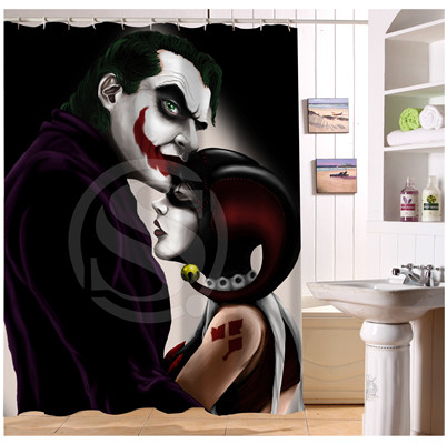 U412 65 Custom Home Decor Comics Joker And Harley Quinn
