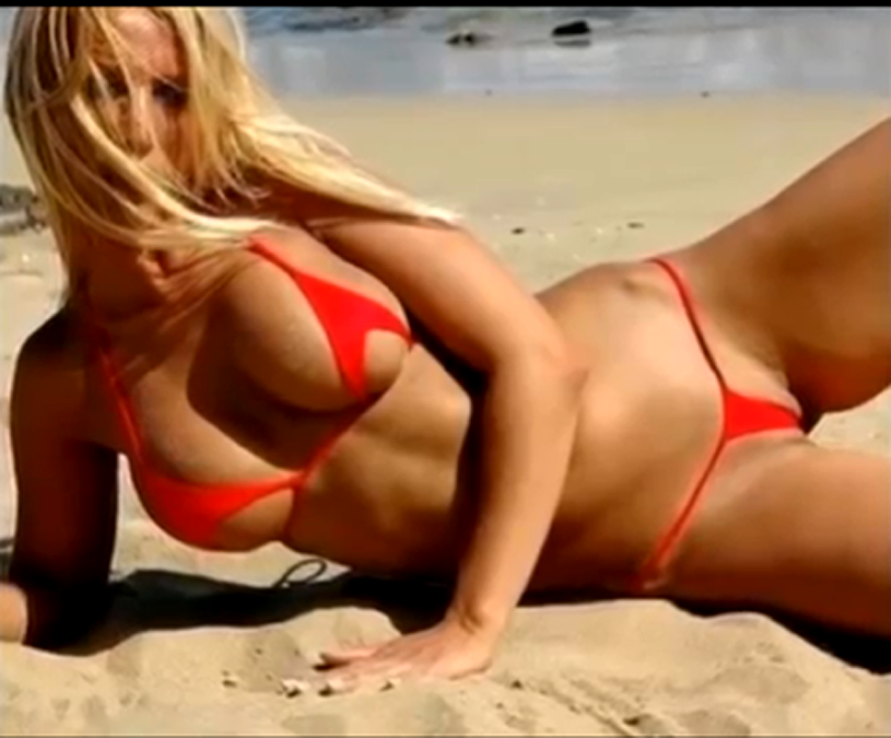 2018 Extreme Micro Bikini Set Beach Swimwear Female Sex Exotic Sunbathing Swim Costumes For -9792