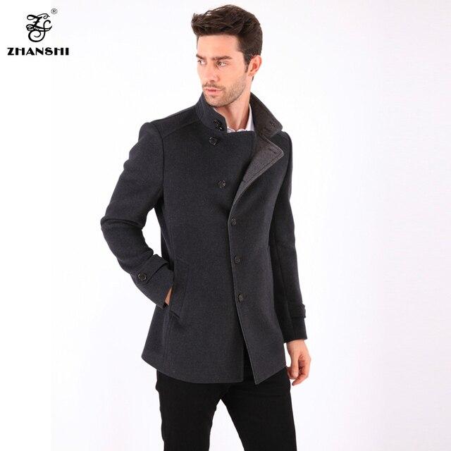 80 wool coat warm – Fashionable jacket 2017 photo blog