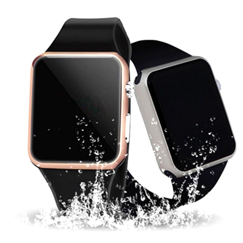 Men Digital Watch Led Watch Men's Waterproof Sports Watches Women Clock Relogio Masculino Erkek Kol Saati Hodinky Montre Homme
