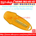 free shipping Furious Gold USB Key Activated with Packs 1, 2, 3, 4, 5, 6, 7, 8, 11