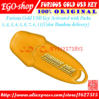 gsmjustoncct free shipping Furious Gold USB Key Activated with Packs 1, 2, 3, 4, 5, 6, 7, 8, 11
