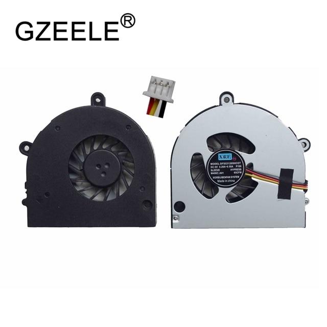 GZEELE new Laptop cpu cooling fan for Acer Travelmate 5740G 5741G 5251 5552G TM5740 5741 5742 5742G 5542 for gateway NV53 NV52