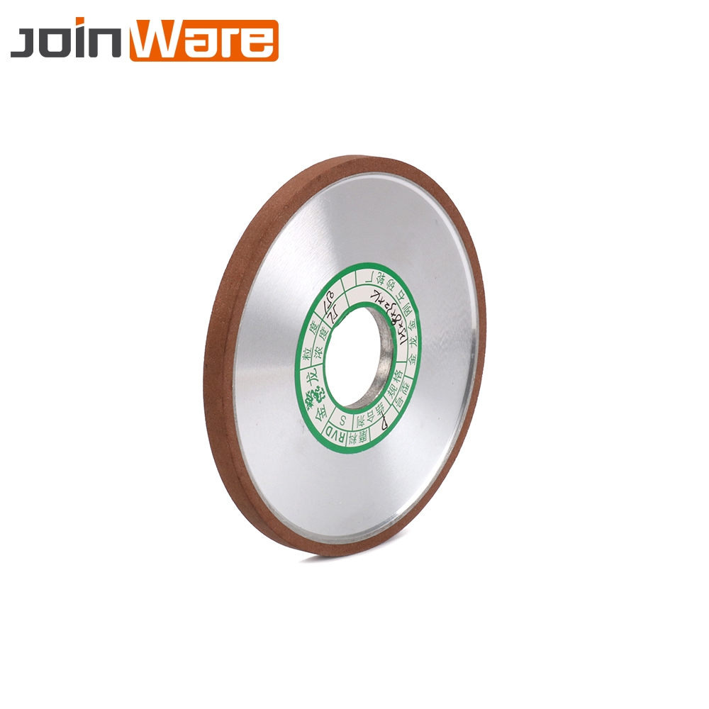 125mm Diamond Grinding Wheel Flat Grinder Disc Power Tool For Milling Cutter Tool Thickness 6mm 8mm 10mm 20mm