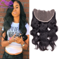 Brazilian Lace Frontal Closure Body Wave 13X4 Ear To Ear Lace Frontal Virgin Human Hair Full Lace Closure with baby hair