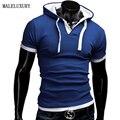Marcas con capucha polo polos homme hombres 2016 camisa casual hombres camisa azul hombre solid manga corta marca xxxxl