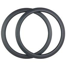 450g 700c road disc clincher tubeless carbon rims 50mm deep U shape 28mm wide 21mm inner width UD 3K 12K twill 24 28 32 36 Holes