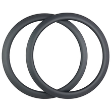 450g 700c straße disc klammer tubeless carbon felgen 50mm tiefe U form 28mm breite 21mm innen breite UD 3 K 12 K twill 24 28 32 36 Löcher