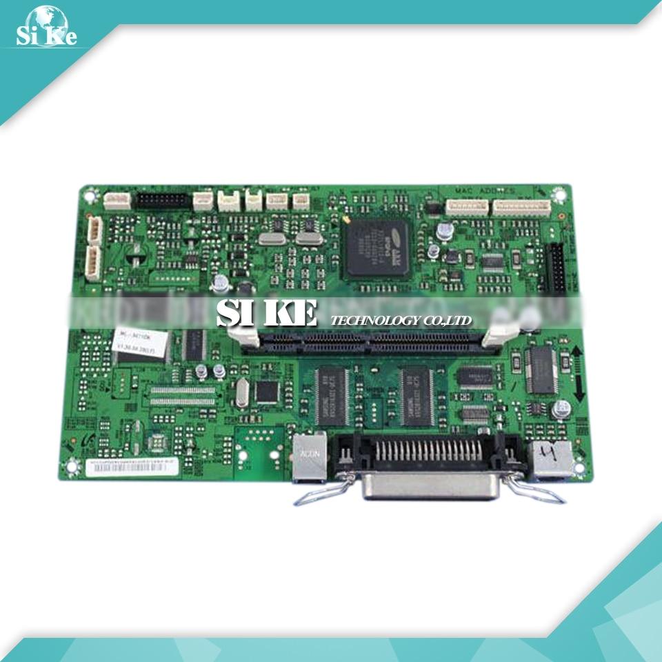 Laser Printer Main Board For Samsung ML-3470D ML-3470 ML 3470D 3470 ML3470D ML3470 Formatter Board Mainboard Logic Board black laser printer bottle toner powder dust refill kit for samsung ml 1210d3 ml 1010 ml 1220 ml 1250 ml 1430 ml 1210 cartridge