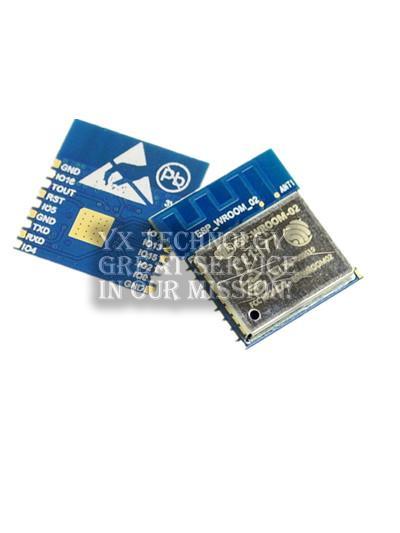 ESP8266EX WiFi ESP-WROOM-02 module (16Mbit)