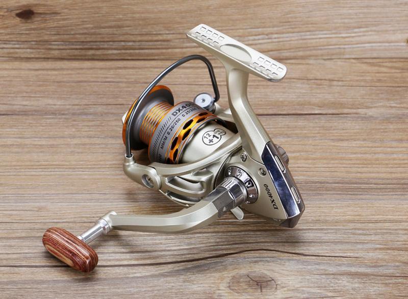 2019 новая рыболовная Катушка деревянная рукопожатие 12 + 1BB спиннинговая Рыболовная катушка Professional металлическая левая/правая рука Рыболовная катушка колеса