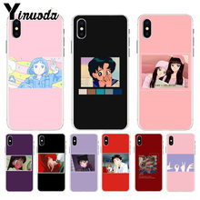 Yinuoda Japanese anime Love Friend ART TPU Soft phone Case for iPhone 8 7 6 6S Plus X XS max 10 5 5S SE XR Cover(China)