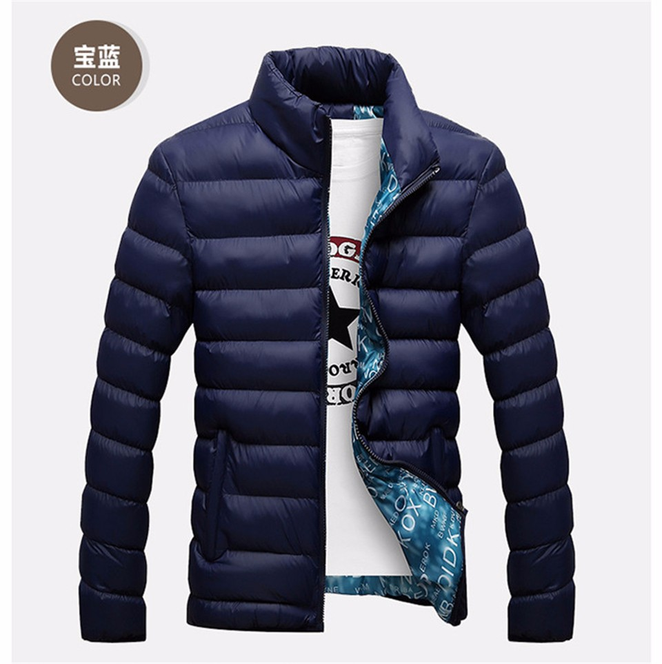 New Winter Jackets Parka Men