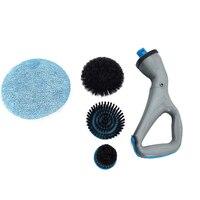 Hurricane Muscle Scrubber Electrical Cleaning Brush for Bathroom Bathtub Shower Tile Impianto di lavaggio elettrico BDF99