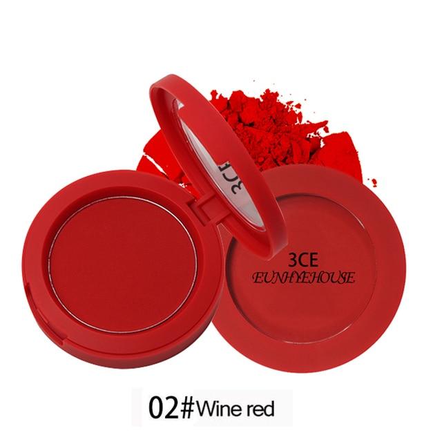 3CE Eunhye House rouge à lèvres longue durée imperméable mat rouge à lèvres + Blush poudre Nude maquillage facile à porter cosmétique