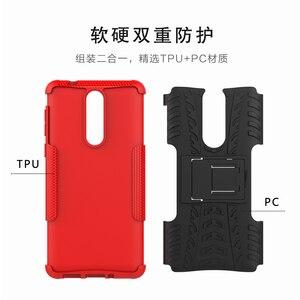 Image 5 - Caso para nokia 7.1 6.1 5.1 3.1 plus x7 x6 x5 à prova de choque silicone armadura caso do telefone para nokia 8 6 5 3 2 1 tpu capa completa volta caso