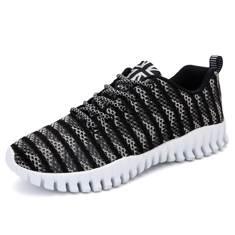 Running2017 Shoes For Men Breathe Freely Soft Comfortable Wear Resistance Athletic Sneakers Outdoors Stable Quickly