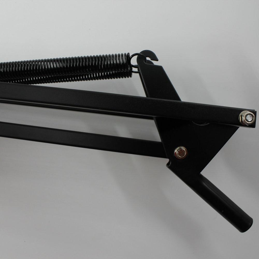 Professionelle Nb-35 Mikrofon Scissor Arm Stehen Und Tisch Montage Clamp & Nw Filter Windschutz Schild & Metall Mount Kit ZuverläSsige Leistung Heimelektronik Zubehör