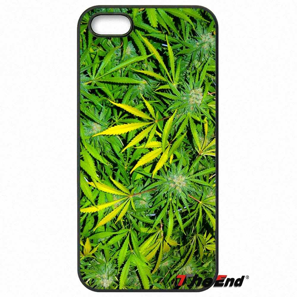 Cannabis Weed Leaves Pattern For Samsung Galaxy Core Grand Prime ...