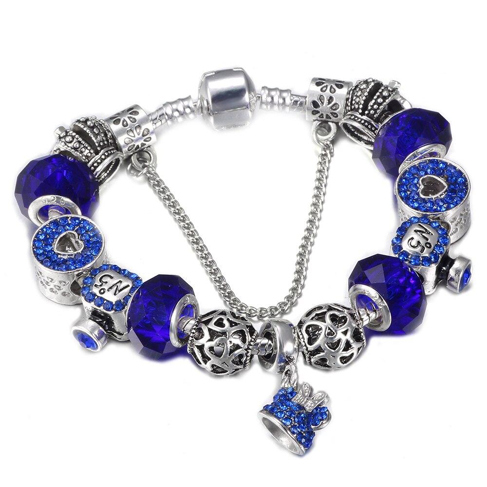 SPINNER fashion animal micky hat perfume charms snake chain charm bracelet female jewelry fits Pandora bracelet