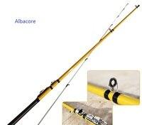 Albacore FRP Boat Raft Rod soft Tip