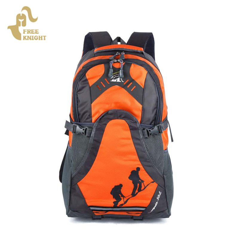 Free Knight 36-55L Waterproof Nylon Professional Outdoor Sport camping hiking Climbing mountaineering Backpack Travel Bags
