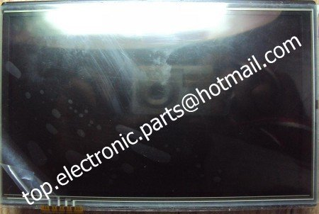 Original for 2007 2009 Lexus ES350 ES240 Navigation LCD screen Display with Touch Screen digitizer EMS DHL free shipping