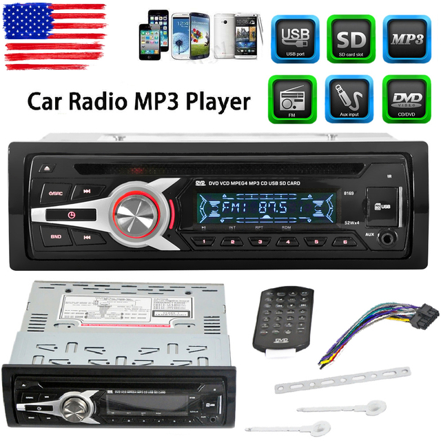 How To Turn Your Old Cd Player With Usb Fm And Bluetooth You