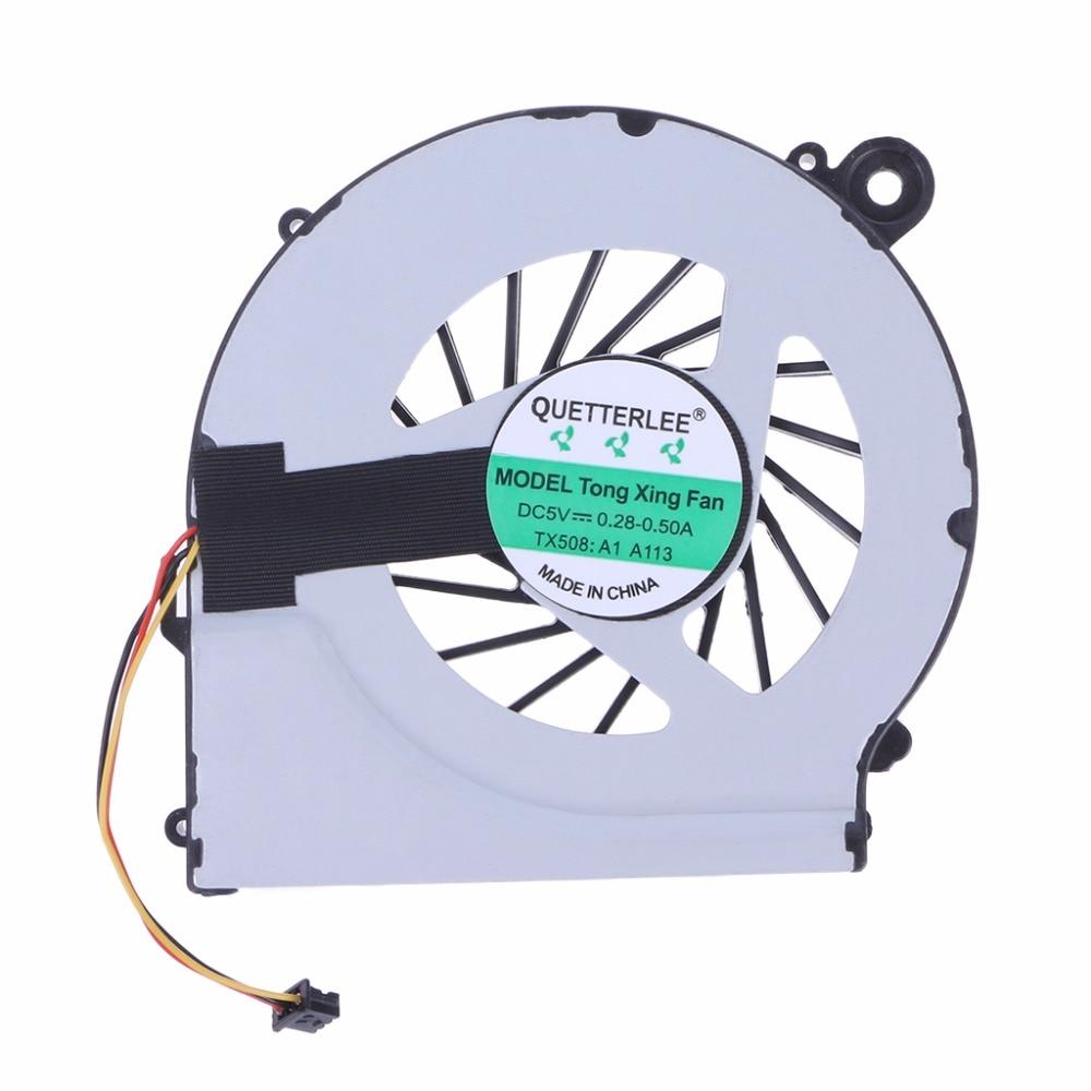 Laptop Cooler CPU Cooling Fan For HP Pavilion G6 G6-1000 G6-1100 G6-1200 G6-1300 Laptop Accessories