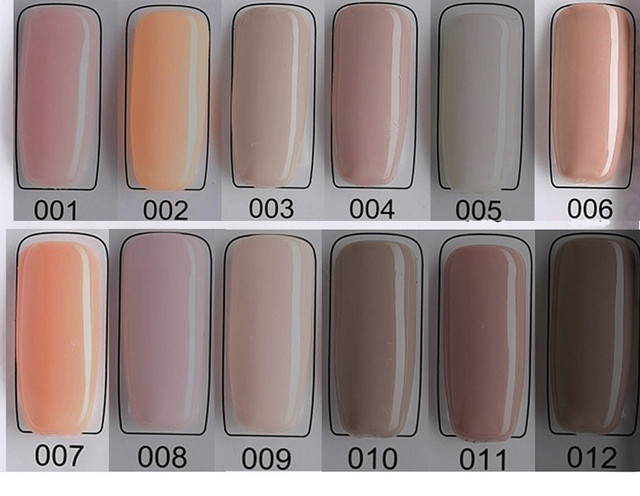 couleur nude s rie art faux ongles gel conseils nail gel. Black Bedroom Furniture Sets. Home Design Ideas