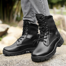 Men's Military Boots Quality Special Force Tactical Desert Combat Ankle Boats Army Work Shoes Leather Snow Boots WOMEN warm zenvbnv winter autumn men snow military boots quality special force tactical desert combat ankle boats army work leather shoes