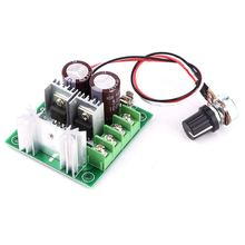CCMHCW DC 12V ~40V 400W 10A Adjustable DC Motor Speed Controller PWM Controller Well Working hot sale dc 12 48v 400w aluminum alloy cnc spindle motor er11 mach3 pwm speed controller mount 3 175mm