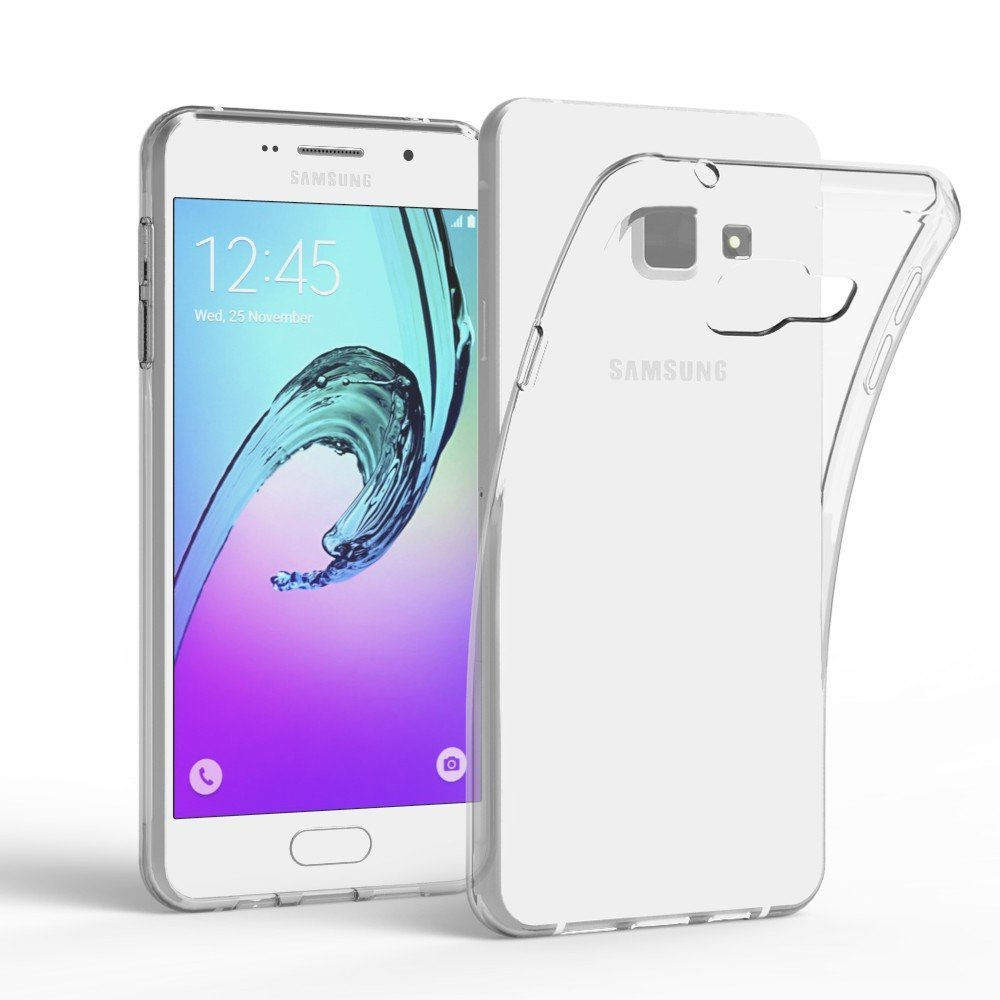 Premium 03mm Soft Gel Transparent Clear TPU Case For Samsung Galaxy A3 A5 A7 2016 Upgraded A310 A510 A710 Back Cover In Fitted Cases From