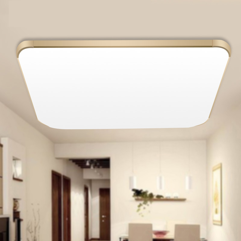 livingroom lamp  ceiling light LED 36w 72w children Bedroom ceiling lamps acryl lampshade for home illuminationlivingroom lamp  ceiling light LED 36w 72w children Bedroom ceiling lamps acryl lampshade for home illumination