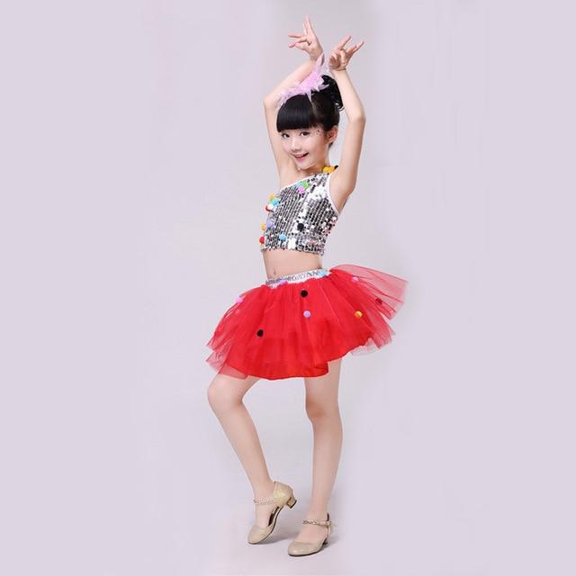 5b33e610a69c 2019 Girls Ballet Dress For Children Dance Costume Kids Girls Ballet ...