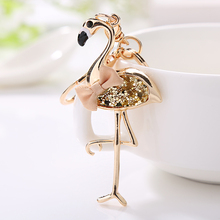 XDPQQ fashion jewelry beautiful and lovely red-crowned crane