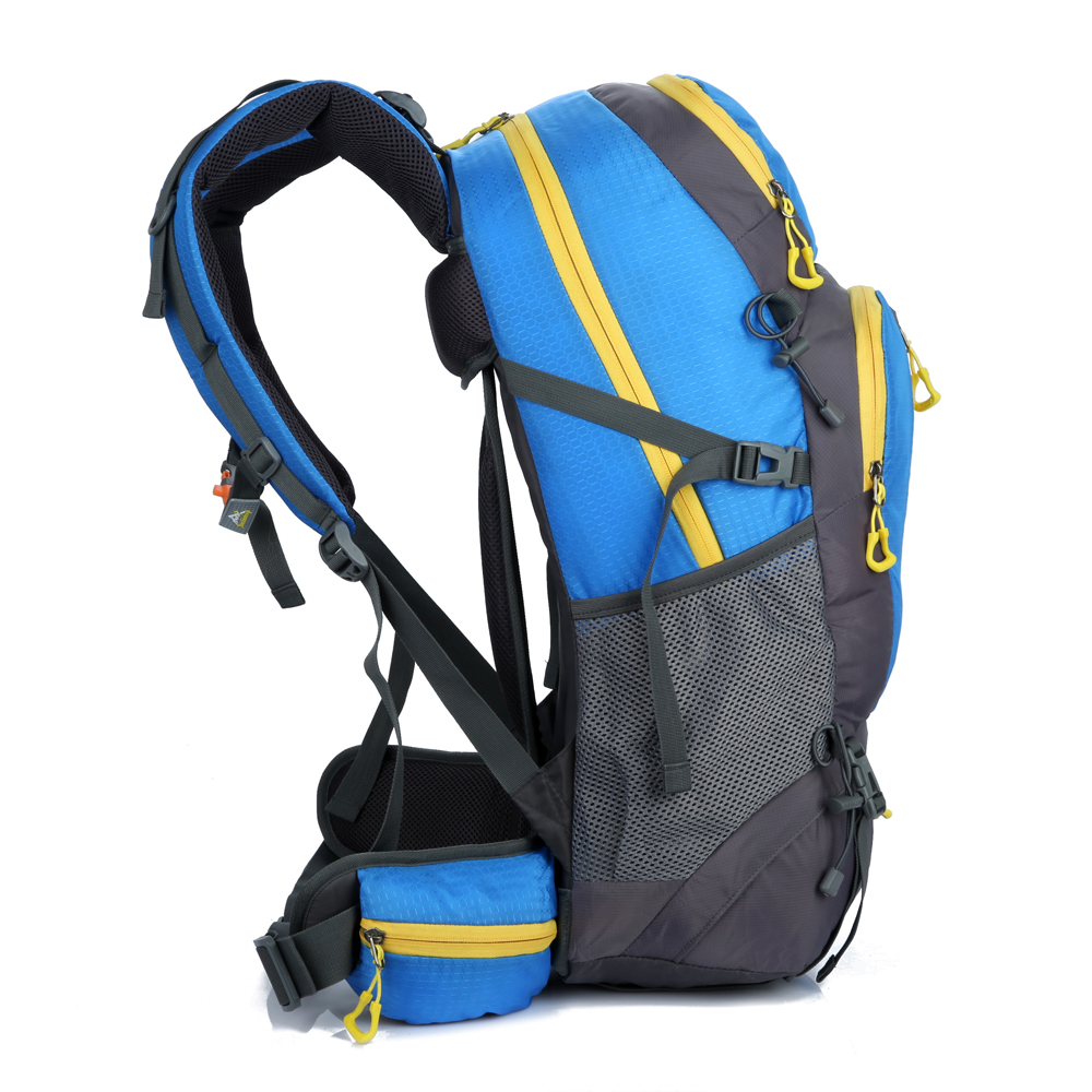 Outdoor Hiking Backpack Waterproof Camping Bags Sport Climbing Backpacks  External Frame Travel Cycling Bag Rucksack 45L-in Climbing Bags from Sports  ... 672436f538