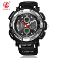 OHSEN Sports Watches Casual Outdoor Dress Watch Quartz Digital LED Multifunctional Waterproof Popular Military Army Wristwatch