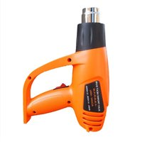 Hot Air Gun Thermostatic Plastic Welding Torch 1500w High And Low Two Files Pp Plastic Electric Heat Gun Durable Speed Control