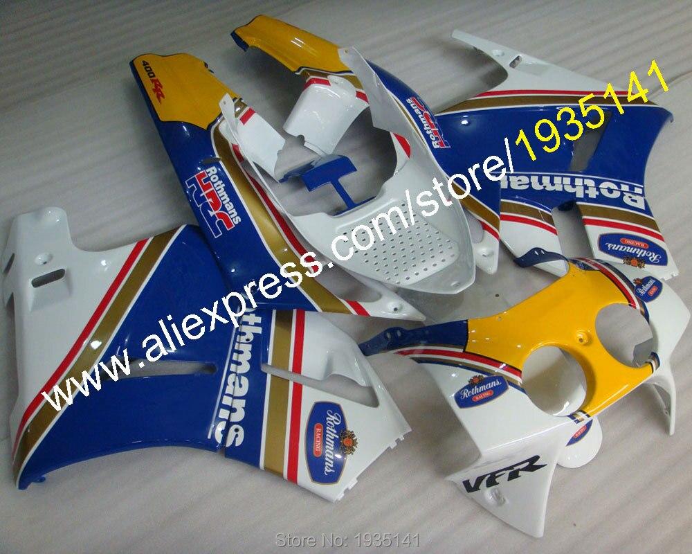 Горячие продаж,мотоцикл части для Honda VFR400 NC30 ВФР 400р 1988 1989 1990 1991 1992 VFR400R NC30 запчастей Кузов Обтекателя Kit
